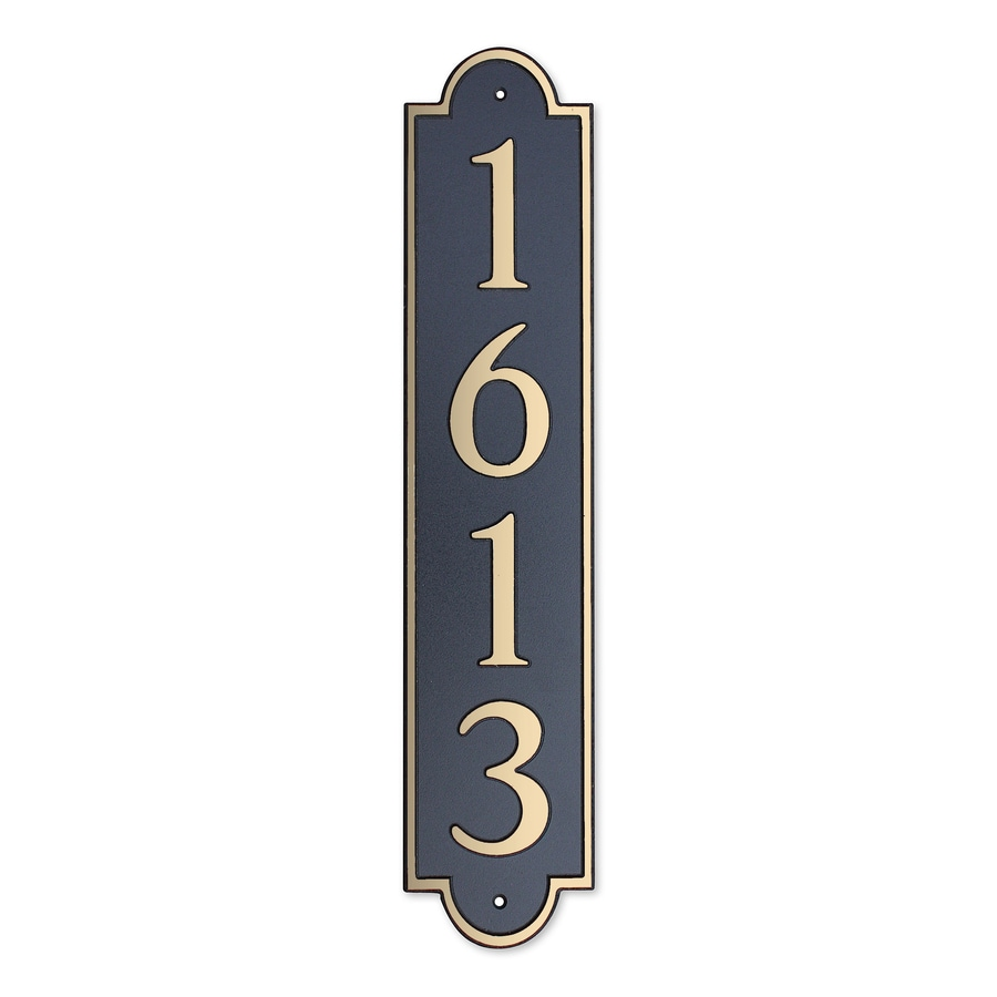 Dekorra 18-in x 4-in Plaque