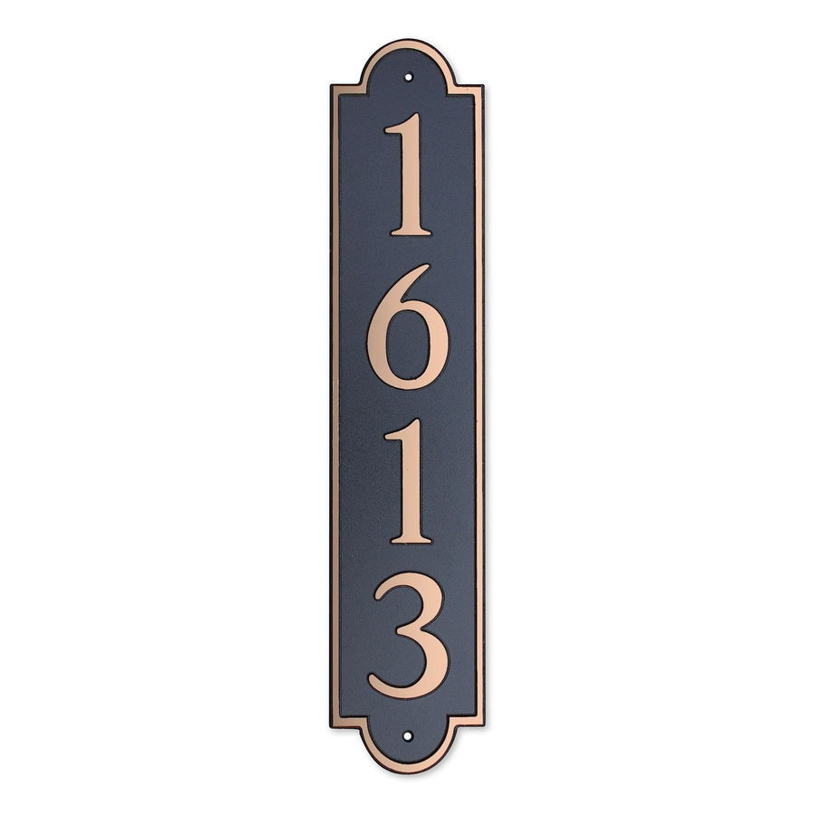 Dekorra 24-in x 6-in Plaque