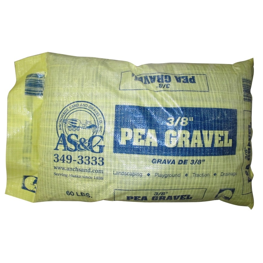 Anchorage Sand Gravel 60 Pound S Multiple Colors Finishes River Rock