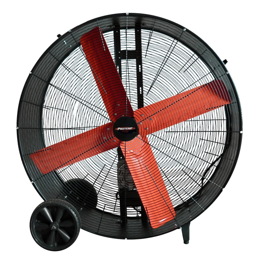 Protemp 42-in 2-Speed Air Circulator Fan