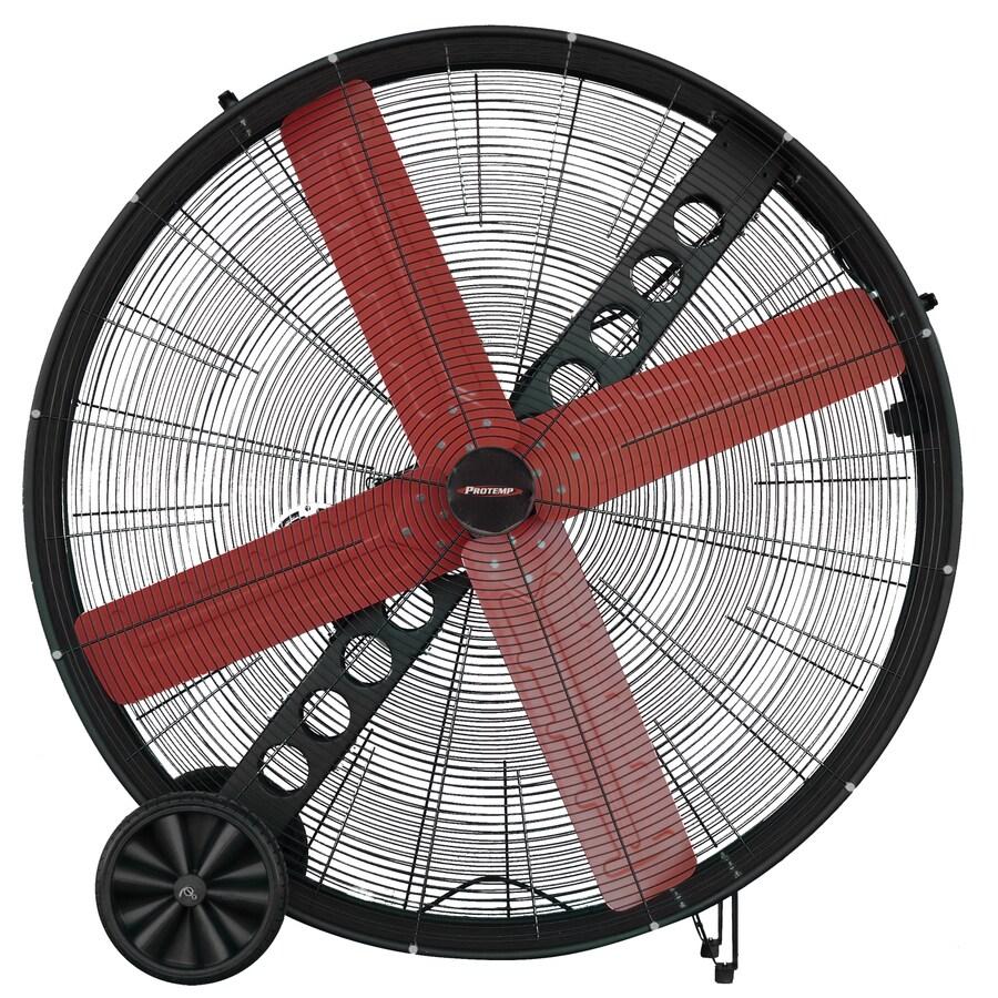 Protemp 48-in 2-Speed Air Circulator Fan