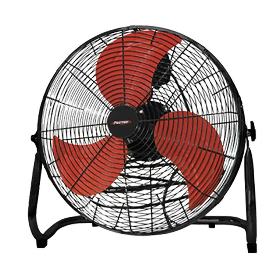 Protemp 20-in 3-Speed High Velocity Fan
