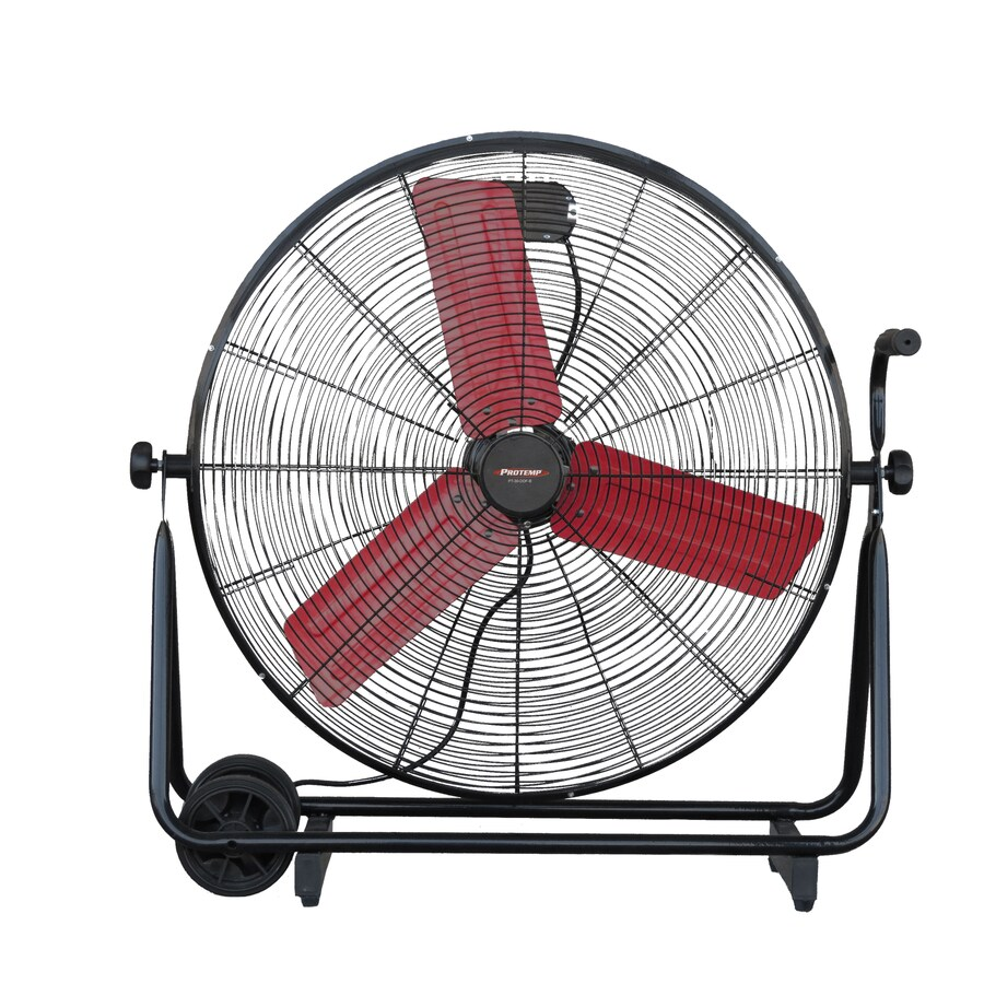 Shop Protemp 30 In 2 Speed High Velocity Fan At Lowes Com