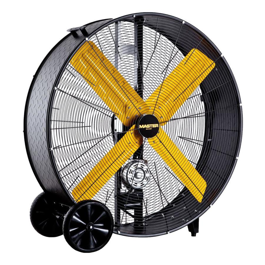 Master 42 In 2 Speed Air Mover Fan At Lowes Com