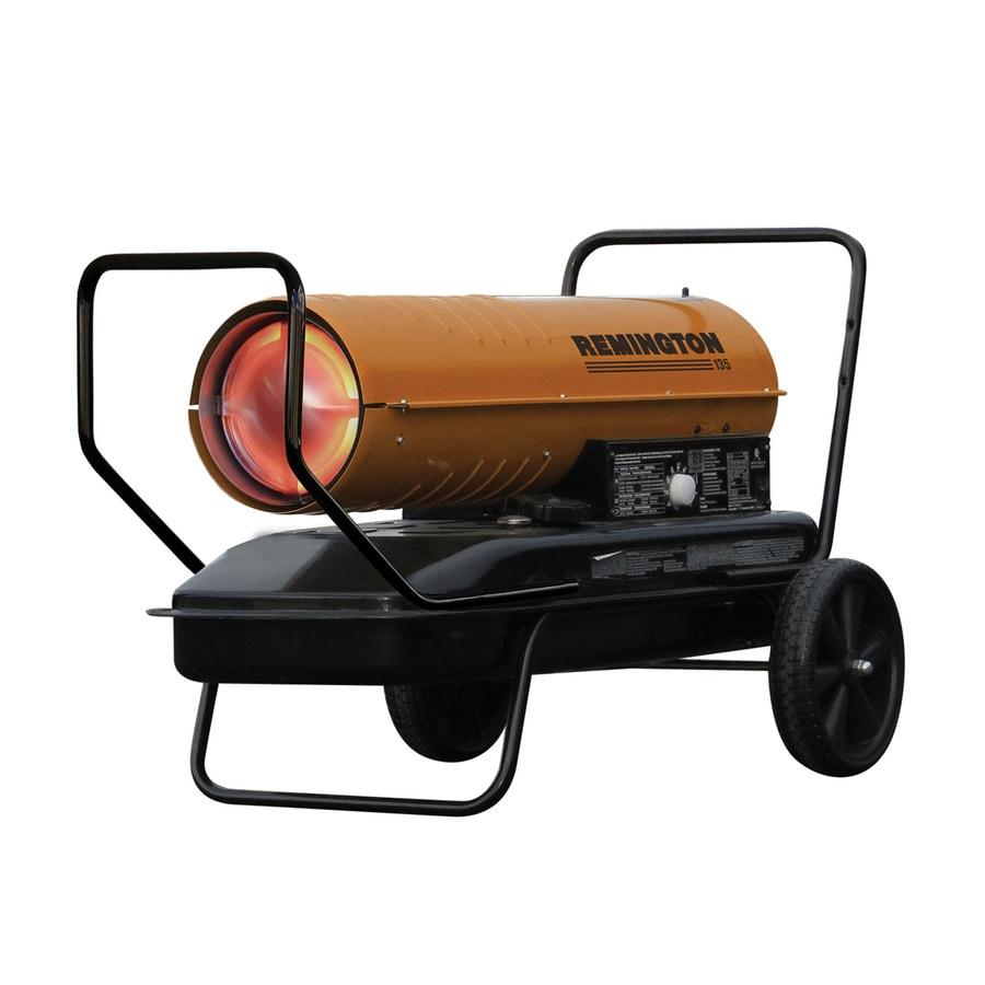Remington 135,000-BTU Portable Kerosene Heater