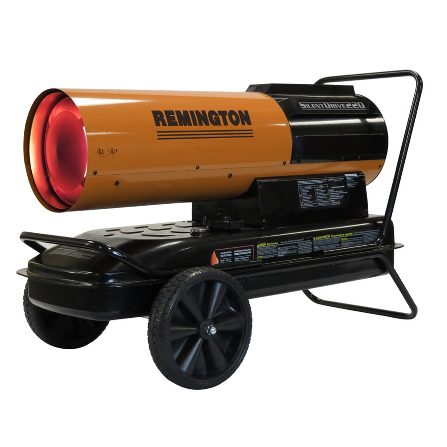 Remington 220,000-BTU Portable Kerosene Heater