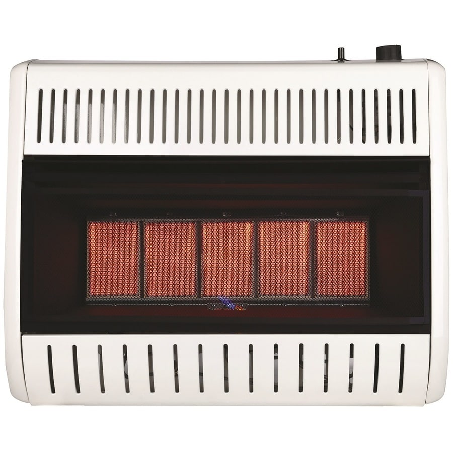 Remington 28000-BTU Liquid Propane Vent-Free Infrared Heater
