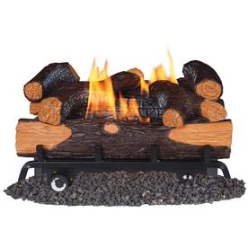 Shop Gas Fireplace Logs at Lowes.com