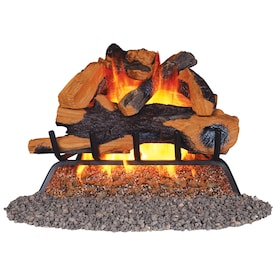 Gas Fireplace Logs At Lowes Com