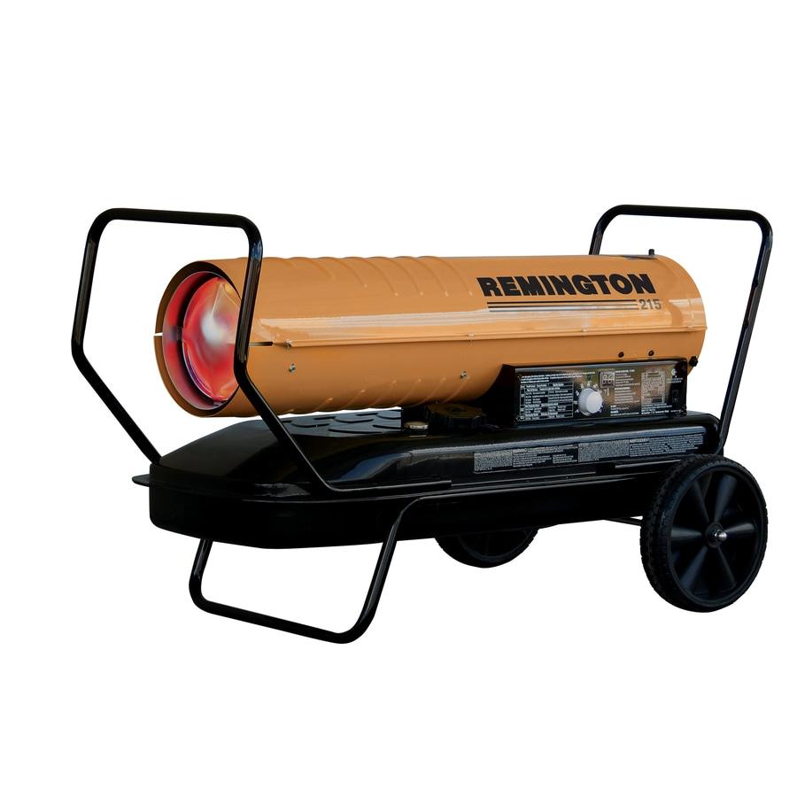 Remington 215000-BTU Portable Kerosene Heater
