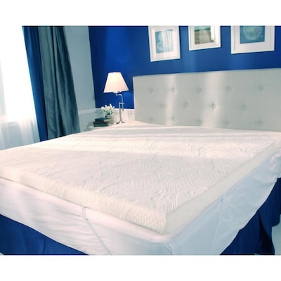 Mypillow 3 In D Polyester California King Mattress Topper At Lowes Com