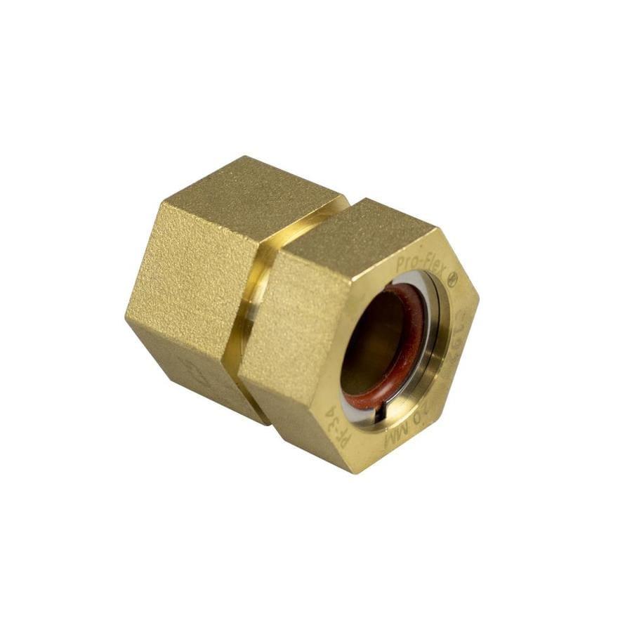 PRO-FLEX Brass CSST Adapter