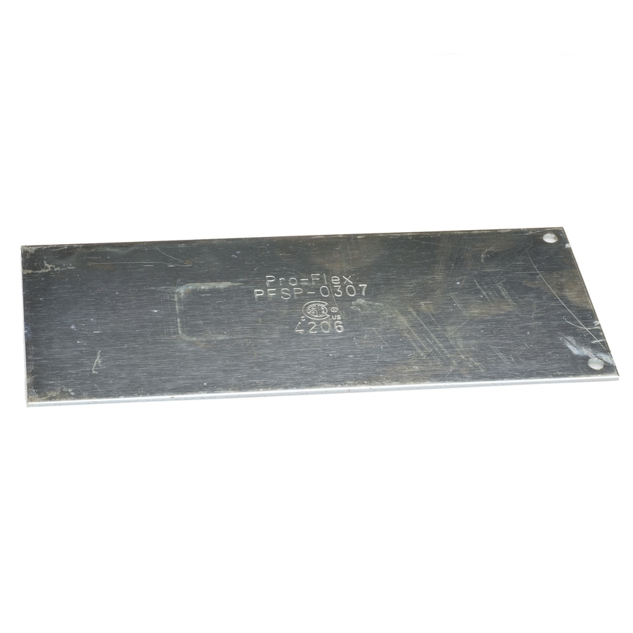 PRO-FLEX Steel CSST Striker Plate
