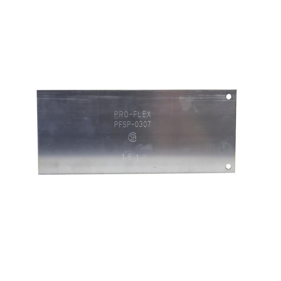 PRO-FLEX Steel CSST Striker Plate