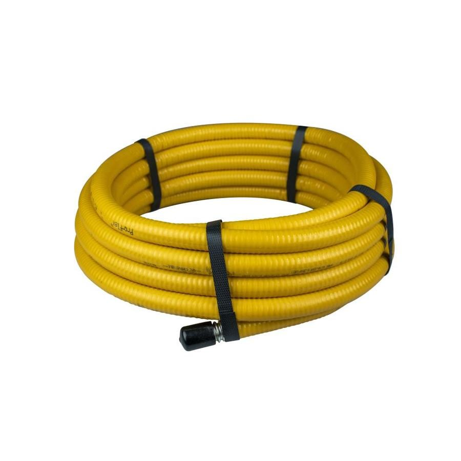 PRO-FLEX 3/4-in x 25-ft CSST Pipe (By  sc 1 st  Loweu0027s & Shop CSST Pipe u0026 Fittings at Lowes.com