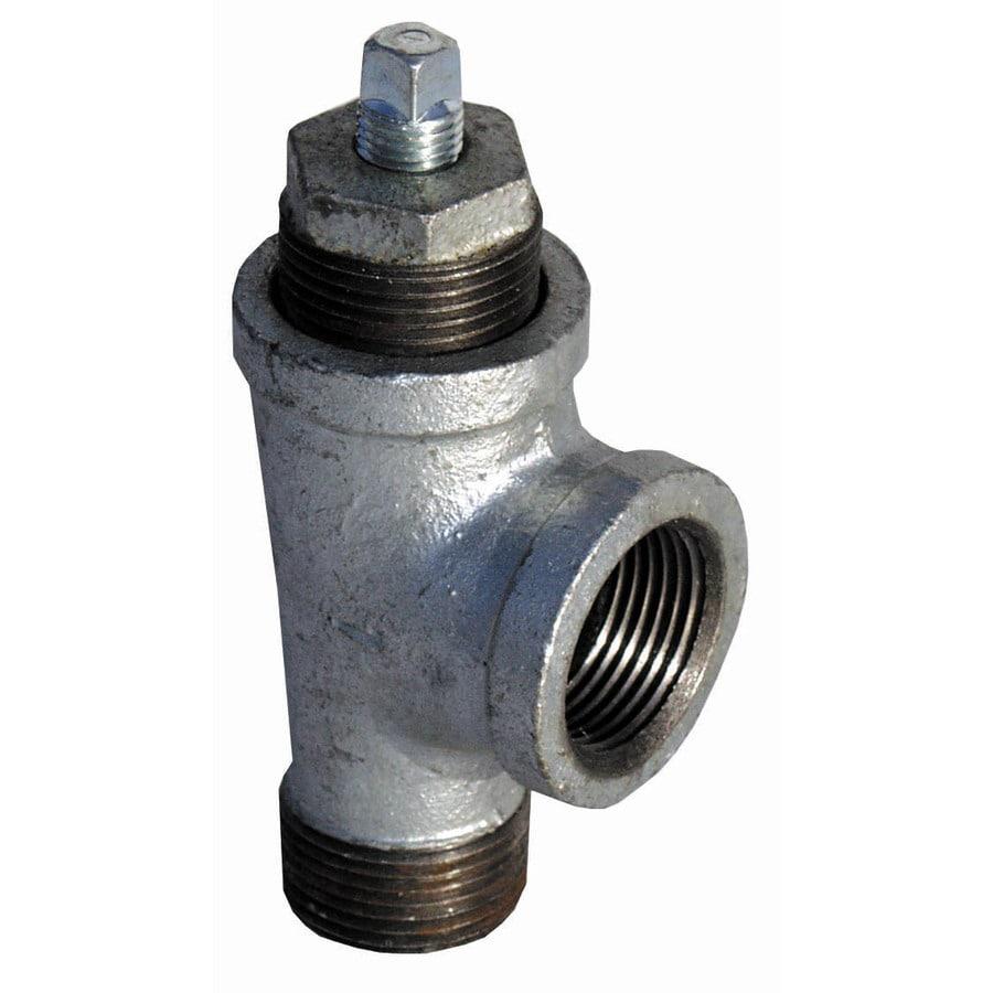 ProPlumber Galvanized Steel Connector