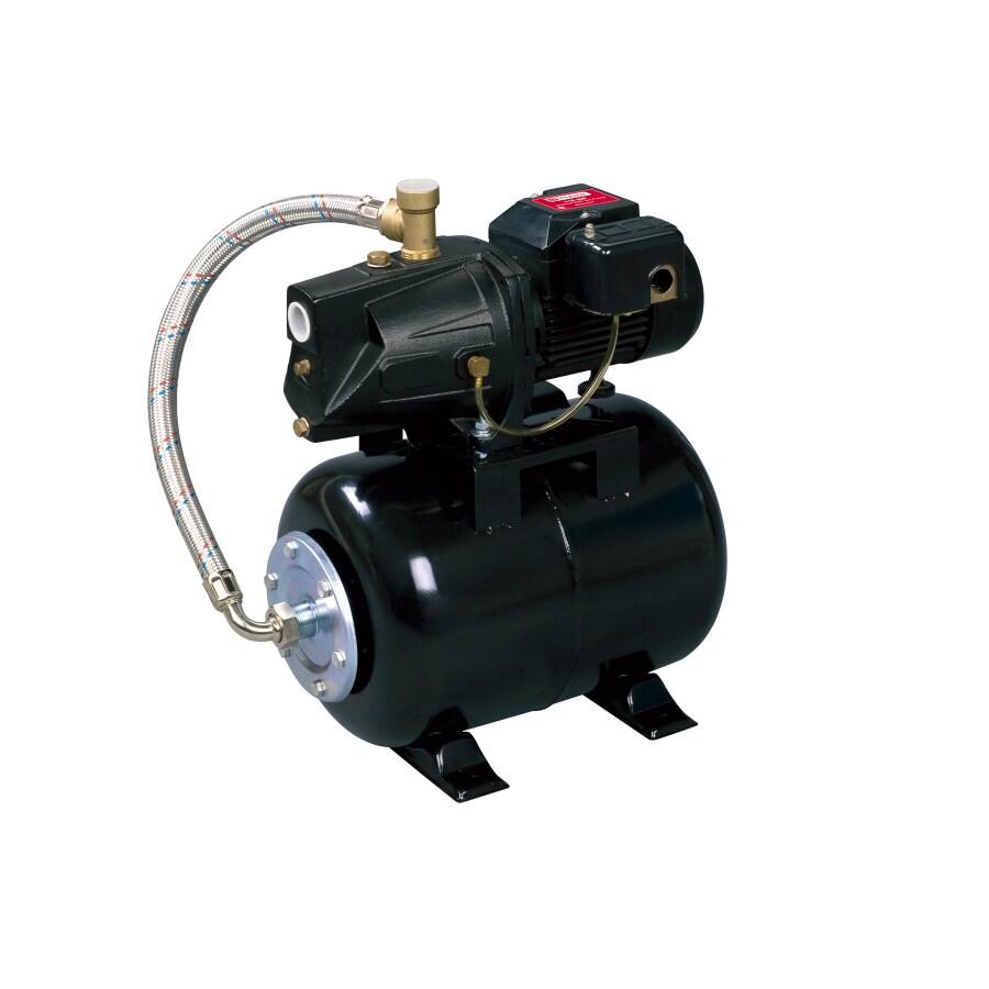 ProPlumber 0.5-HP Cast Iron Shallow Well Jet Pump