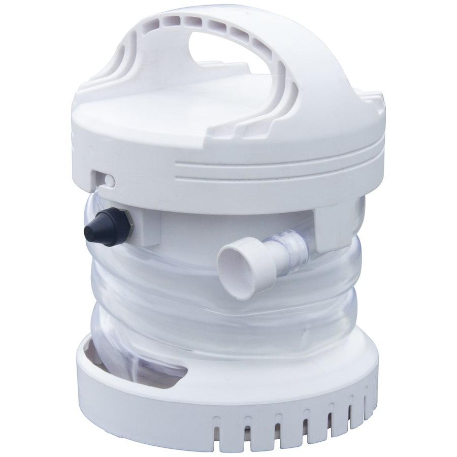 Utilitech Plastic Submersible Utility Pump