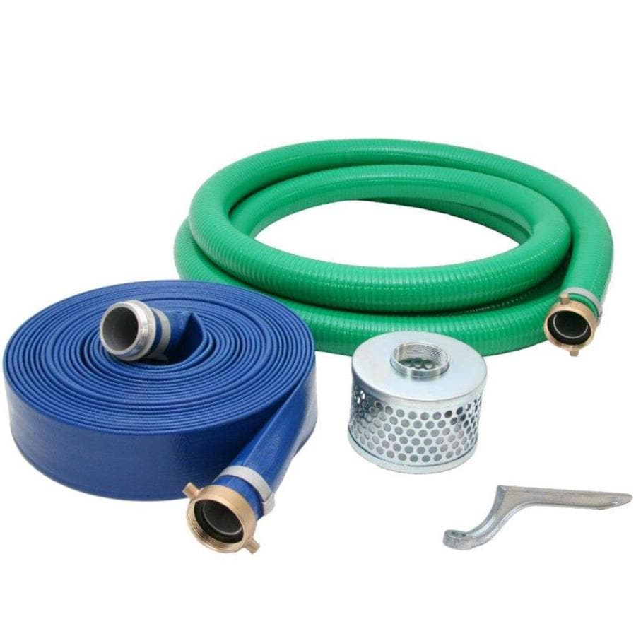 ProPlumber PVC Steel and Aluminum Hose