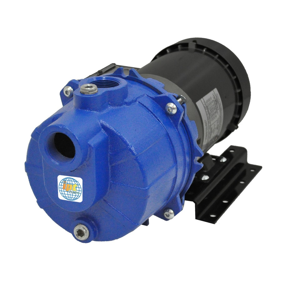 IPT 0.5-HP Cast Iron Electric Utility Pump