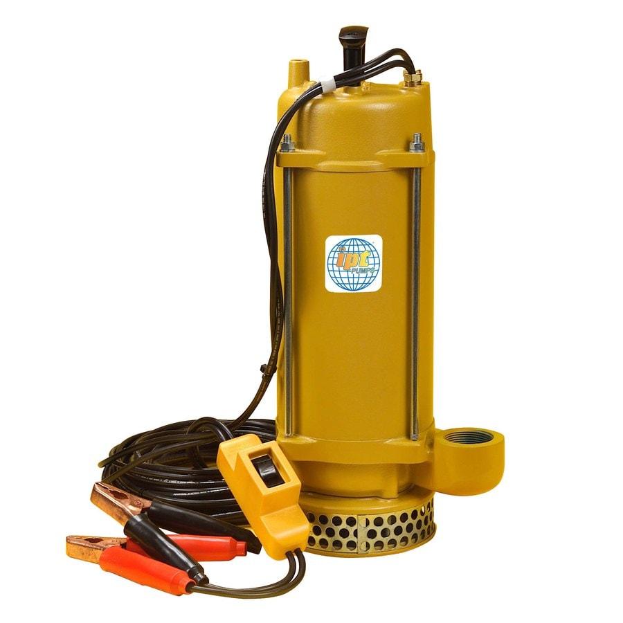 IPT 0.33-HP Aluminum Submersible Utility Pump