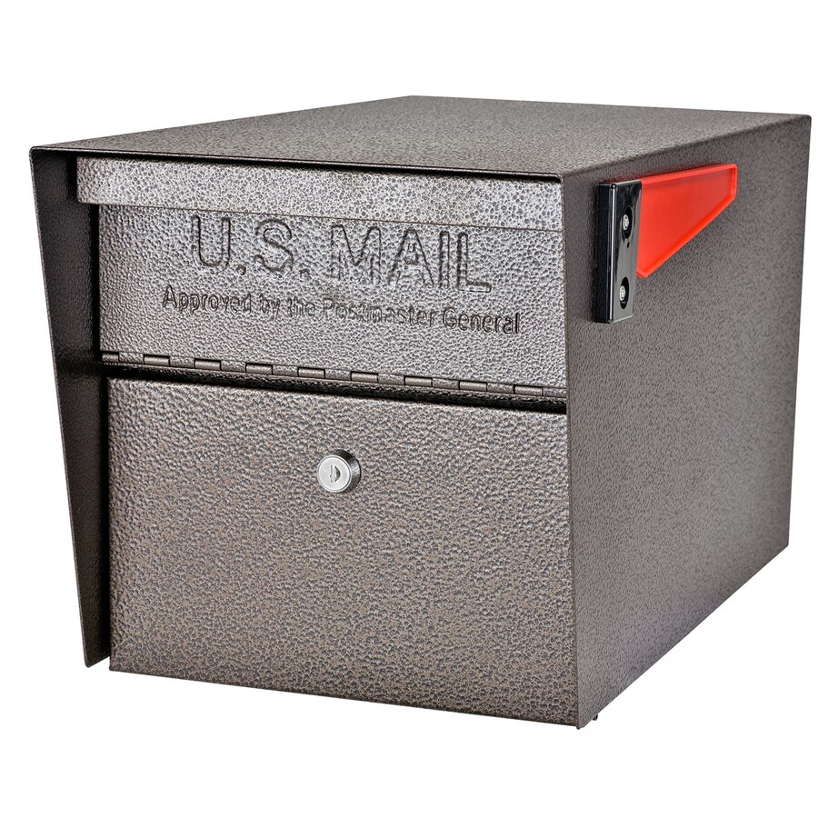 Shop Mail Boss Mail Manager 10 75 In X 11 25 In Metal