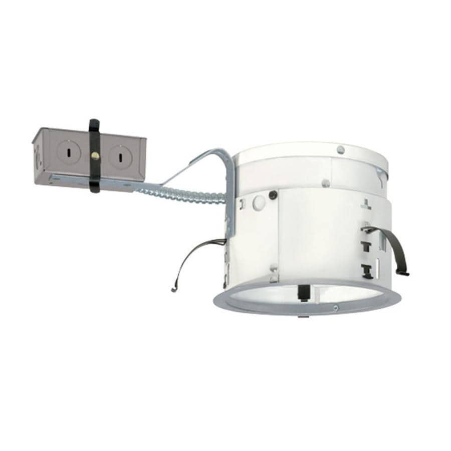 Juno Remodel Non-IC Recessed Light Housing (Common: 6-in; Actual: 7.31-in)