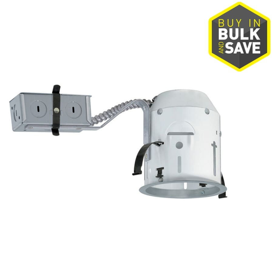Juno Remodel Non-IC Recessed Light Housing (Common: 4-in; Actual: 4.75-in)