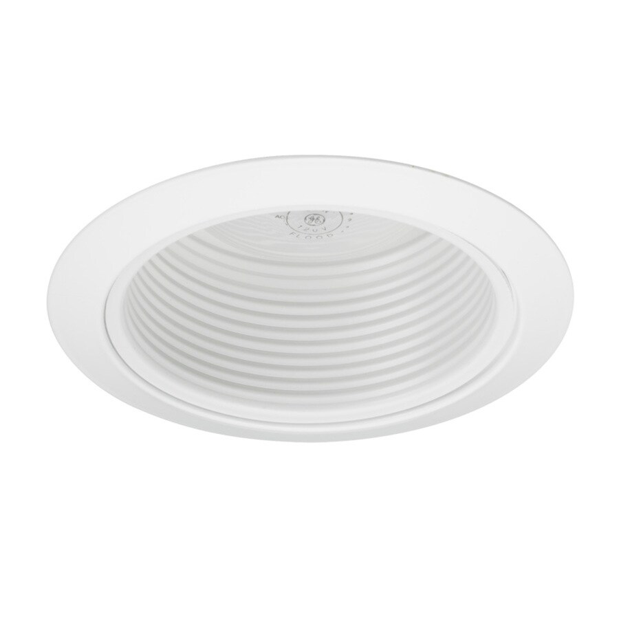 Juno Juno Downlights White Baffle Recessed Light Trim (Fits Housing Diameter: 5-in)
