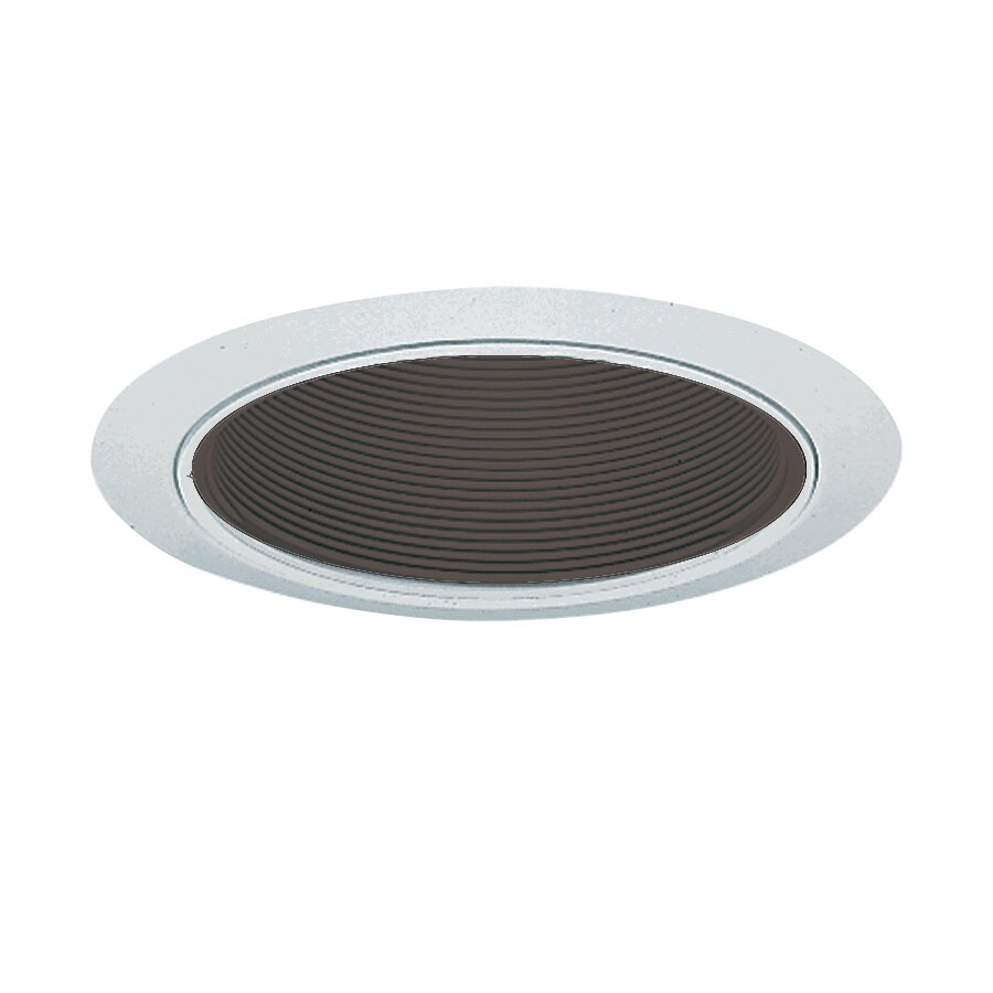 shop juno satin chrome baffle recessed light trim fits. Black Bedroom Furniture Sets. Home Design Ideas