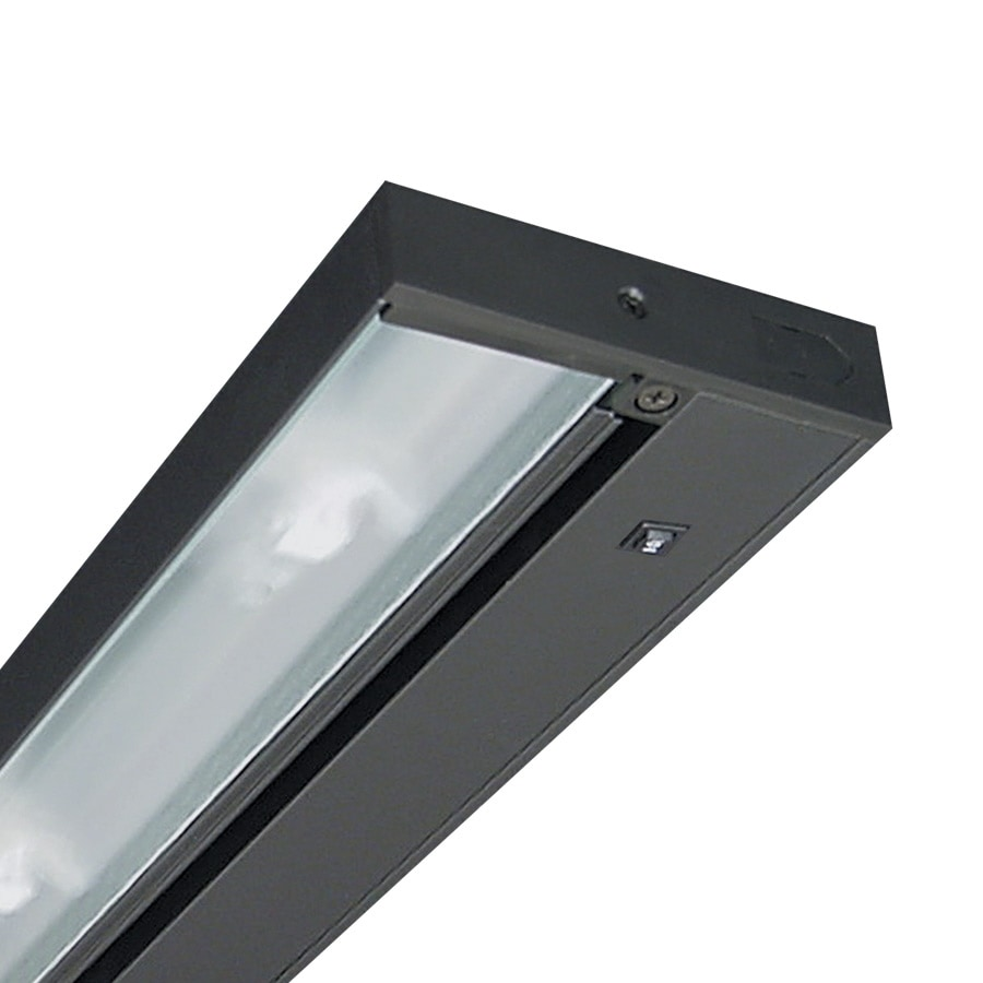 Juno 9.5-in Electrical Outlet/Hardwired Under Cabinet Xenon Light Bar