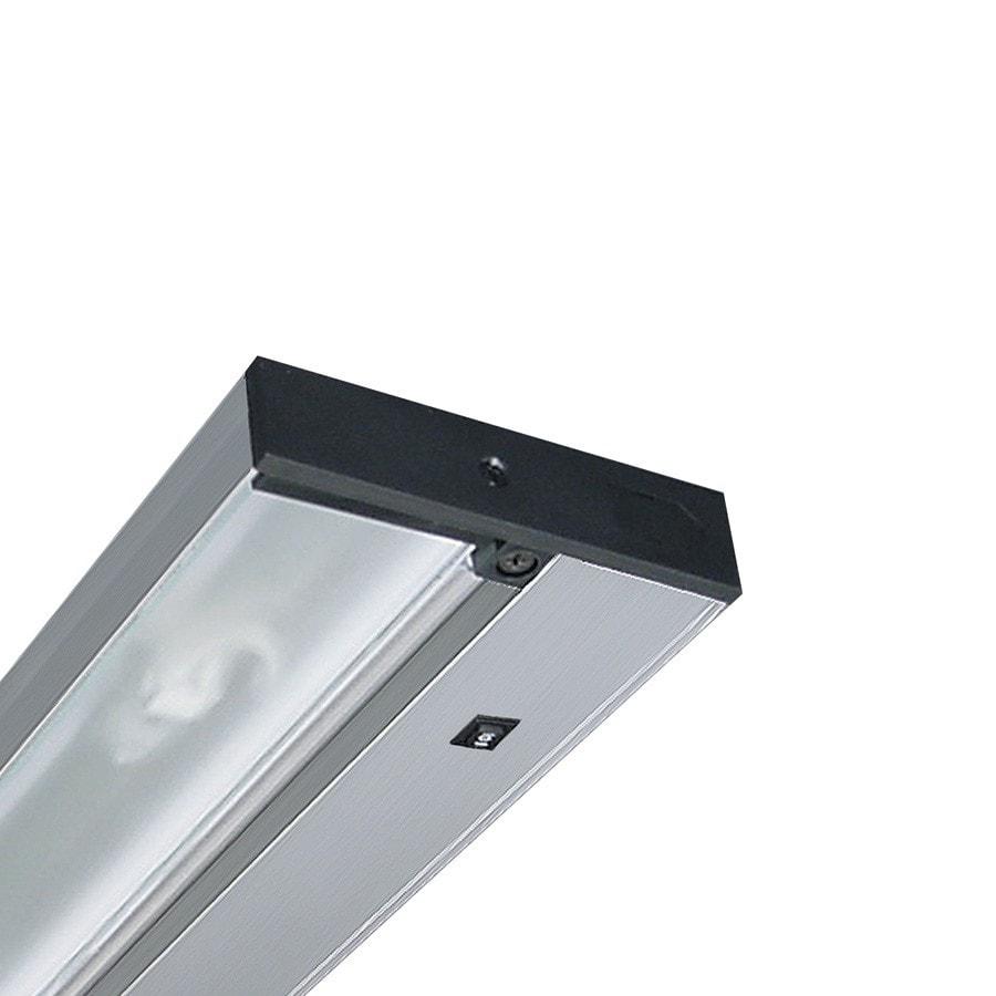 Juno 14-in Hardwired/Plug-in Under Cabinet LED Light Bar