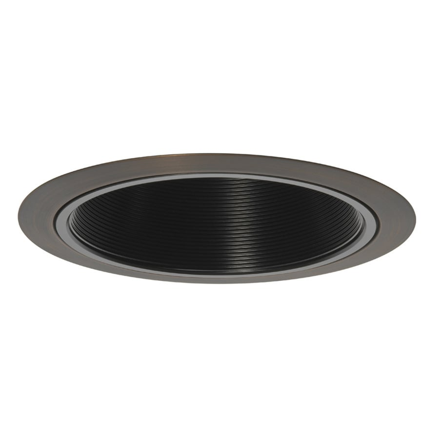 shop juno hand rubbed bronze baffle recessed light trim. Black Bedroom Furniture Sets. Home Design Ideas