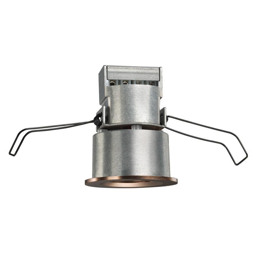 Led Recessed Ceiling Lighting Kit : Juno mini led bronze integrated remodel recessed