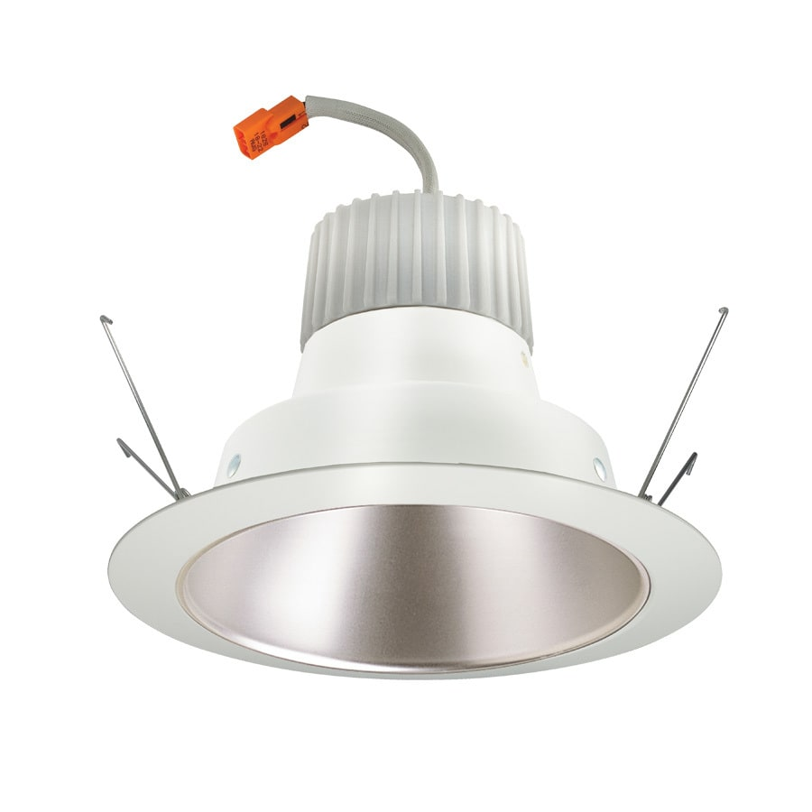 led recessed retrofit downlight fits housing diameter 6 in at lowes. Black Bedroom Furniture Sets. Home Design Ideas