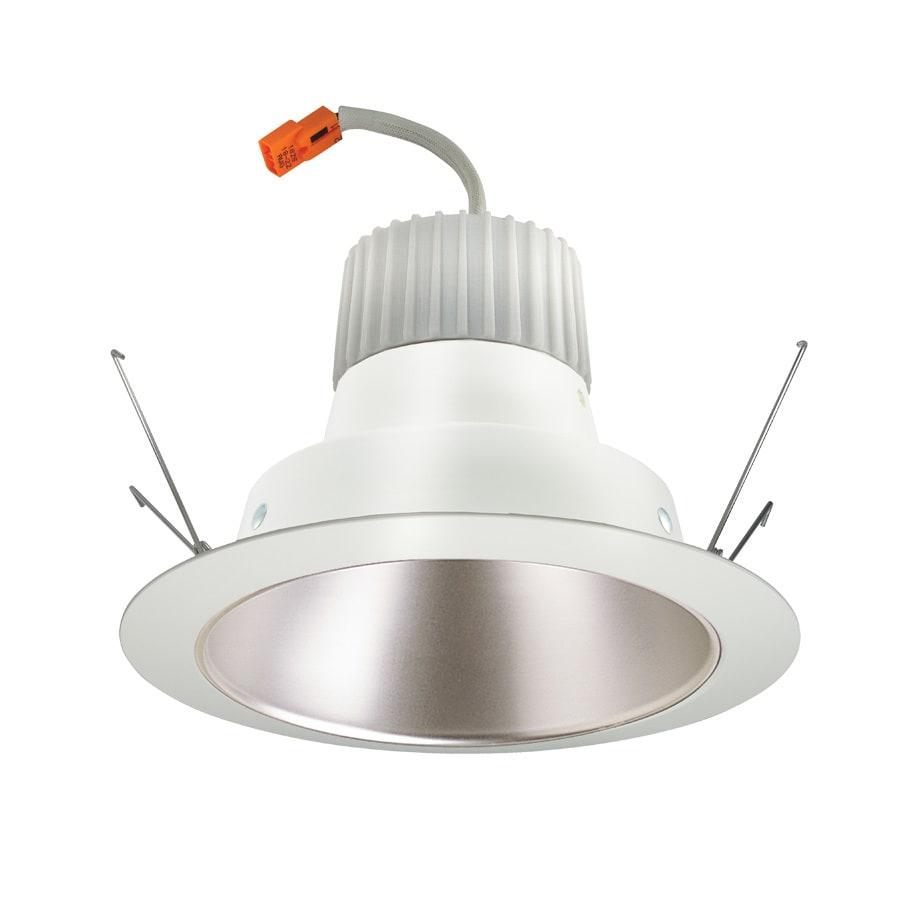 Juno 65-Watt Equivalent Haze Dimmable LED Recessed Retrofit Downlight (Fits Housing Diameter: 6-in)