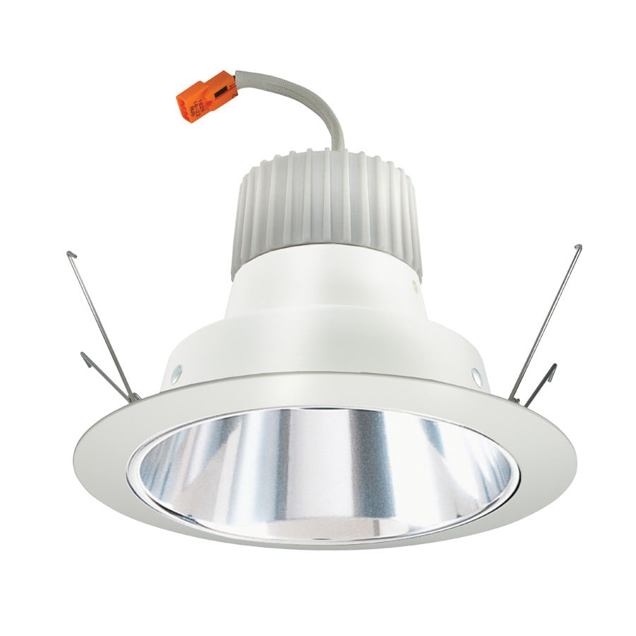 Juno 75-Watt Equivalent Clear Dimmable LED Recessed Retrofit Downlight (Fits Housing Diameter: 6-in)