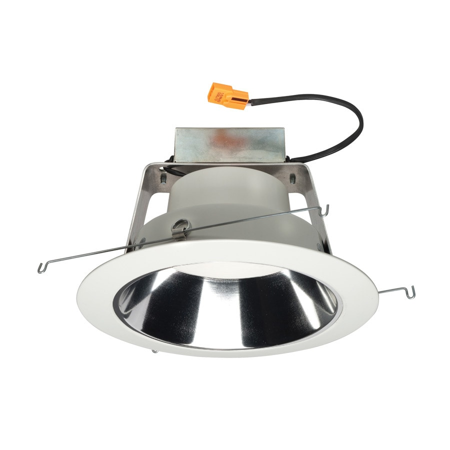 Juno 65-Watt Equivalent Clear Dimmable LED Recessed Retrofit Downlight (Fits Housing Diameter: 6-in)