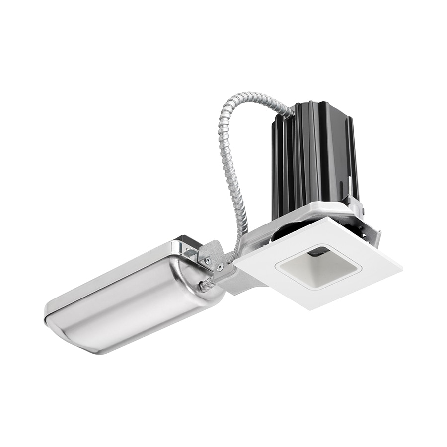 Juno Downlights White LED Remodel And New Construction Recessed Light Kit (Fits Opening: 2-in)