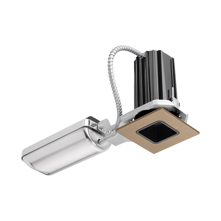 Juno Downlights Bronze Integrated Remodel and New Construction Recessed Light Kit (Fits Opening: 2-in)