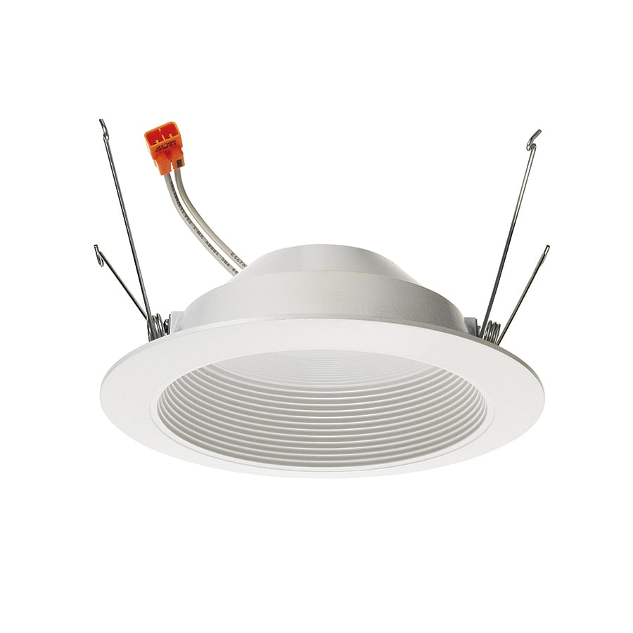 Juno DOWNLIGHT RETROFIT 65-Watt Equivalent White Dimmable LED Recessed Retrofit Downlight (Fits Housing Diameter: 5-in)