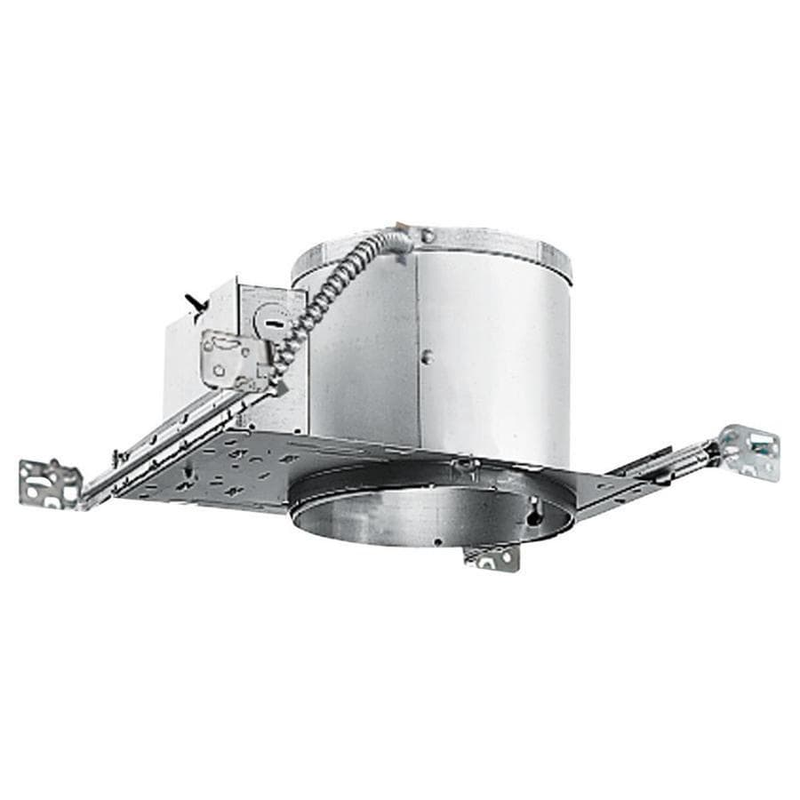 Juno New Construction Airtight IC Shallow Recessed Light Housing (Common: 6-in; Actual: 6.87-in)