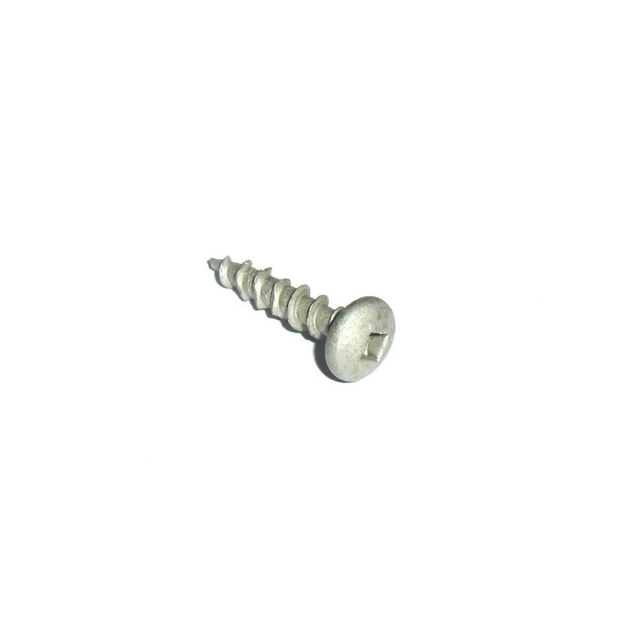 SHADOE TRACK 300-Count Grey Self-Drilling Concealed Screw Deck Hidden Fasteners (30-sq ft Coverage)
