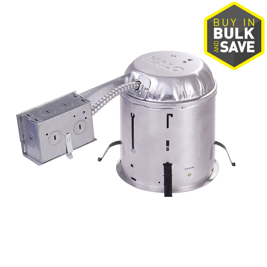 Halo Remodel IC Recessed Light Housing (Common: 6-in; Actual: 6.25-in)
