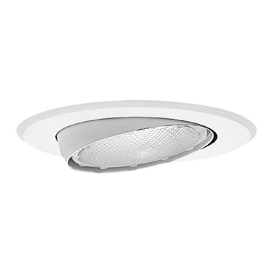 "Cooper Lighting 5"" White Eyeball Trim Par 30"