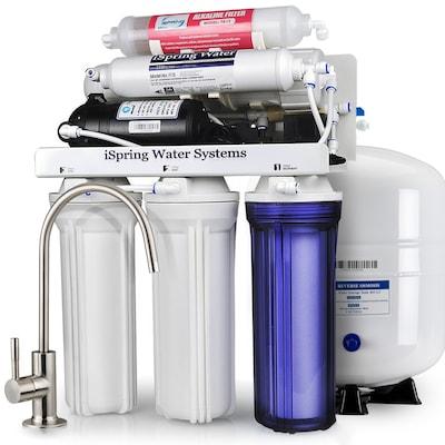 Ispring 6 Stage Ro System Alkaline Remineralization