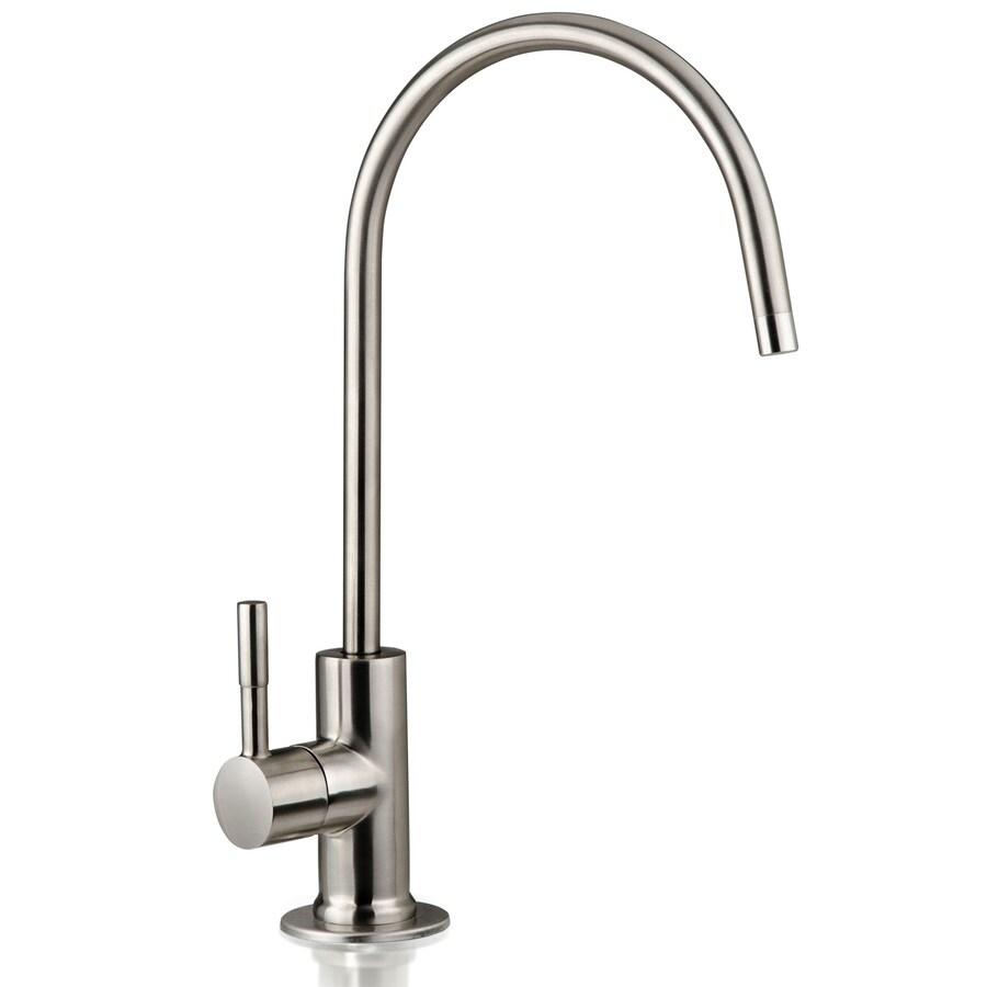 Ispring Ga1 Bn Drinking Water Faucet In Brushed Nickel