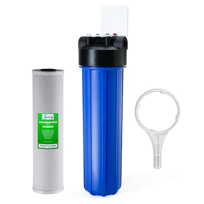 Blue Whole House Water Filter