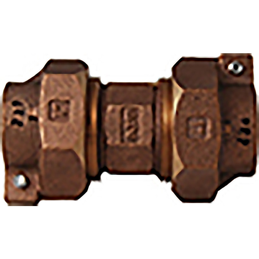 Legend Valve 3/4-in x 3/4-in Compression Compression Coupling Union Fitting