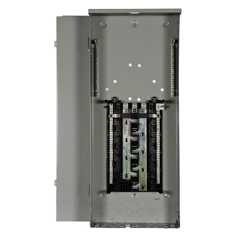 Siemens 54-Circuit 30-Space 200-Amp Main Breaker Load Center